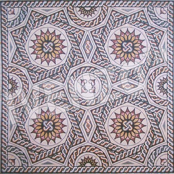 Mosaic CK029 carpet