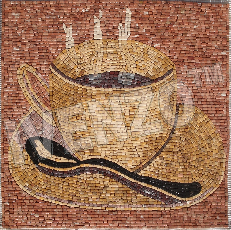 Mosaic GK006 Cup of Coffee