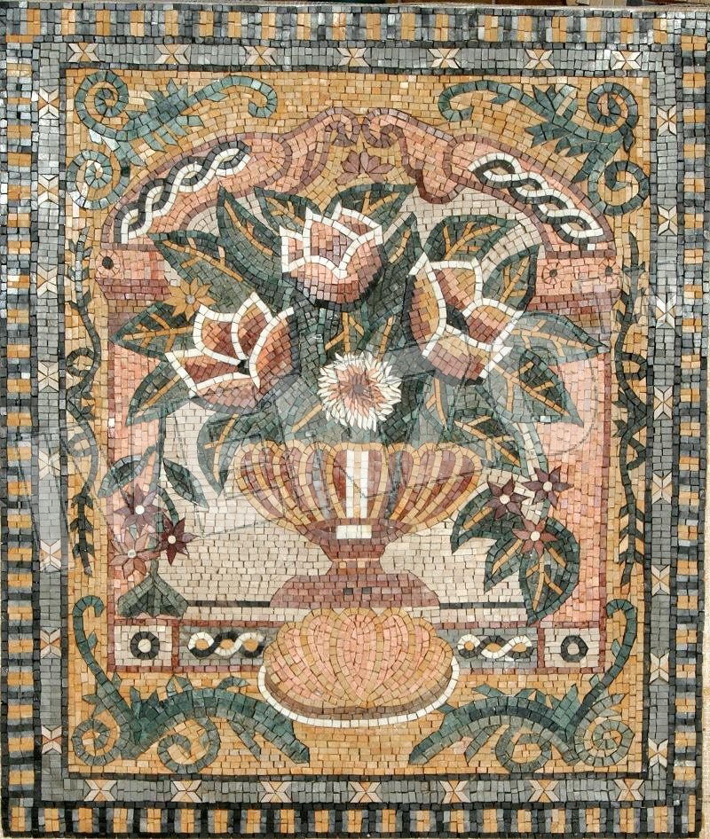 Mosaic GK042 flower pot