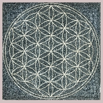 Mosaic Flower of Life